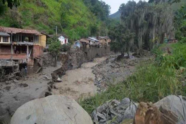 کولمبیا میں شدید بارش کے بعد تودے گرنے سے 252 افراد ہلاک ، آبی سطح میں کافی اضافہ