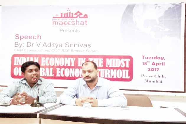 نوجوانوں کو نوکریاں فراہم نہیں کی گئیں ، تو مسائل پیدا ہوسکتے ہیں:آدتیہ سری نواس