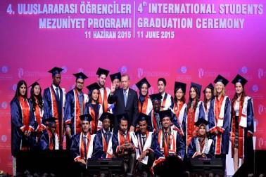 ترکی حکومت ہندوستانی طلبہ کو اپنے ملک میں حصول تعلیم کے لئے دے گی اسکالرشپ