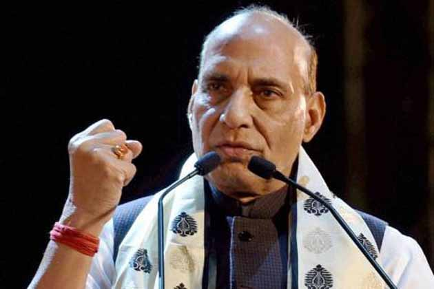کشمیریوں کی حفاظت کو یقینی بنائیں سبھی ریاستیں، وہ بھی ہندوستانی ہیں: وزیر داخلہ راجناتھ سنگھ