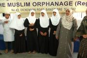 یتیم خانہ اہل اسلام کے طلبا کا ایس ایس ایل