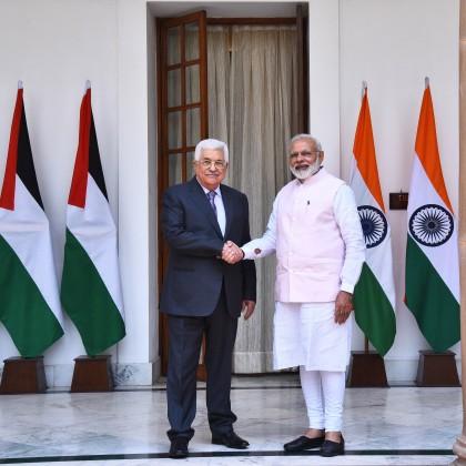 انہوں نے کہا کہ ہندوستان چاہتا ہے کہ فلسطین اور اسرائیل کے درمیان ایک جامع حل تلاش کرنے کے لیے بات چیت جلد سے جلد شروع ہو۔ دو طرفہ سطح پر ہندوستان فلسطین کی ترقی میں پارٹنر رہے گا۔