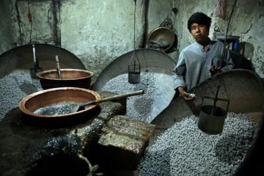 افغانستان میں رمضان کا ایک منظر