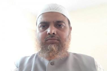 مولانا محمد اجمل مدنی کو ڈاکٹریٹ کی ڈگری تفویض