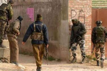 شمالی کشمیر کے سوپور میں مسلح تصادم ، 2 جنگجو ہلاک ، آپریشن جاری