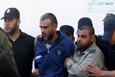 حماس لیڈر مازن فکاہہ کے قتل کے جرم میں تین فلسطینیوں کو سزائے موت