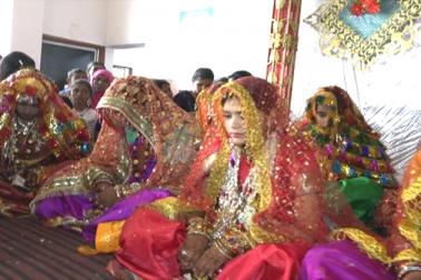 ملن ویلفیئر سوسائٹی کی جانب سے ناندیڑ میں اجتماعی شادیوں کا اہتمام