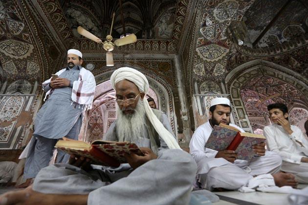 پاکستان میں رمضان کا ایک منظر