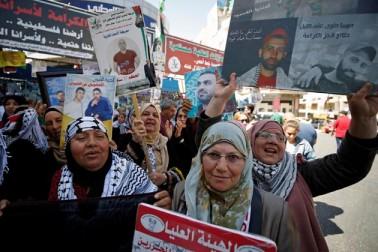 اسرائیلی جیل میں فلسطینی قیدیوں کی گزشتہ 40 دنوں سے جاری بھوک ہڑتال ختم