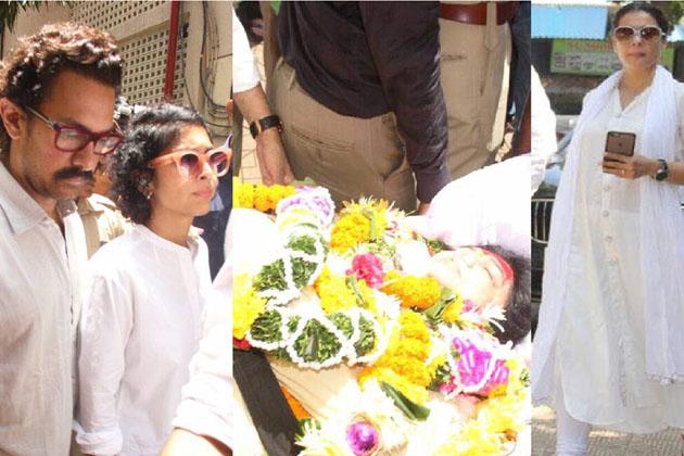 آج یہاں صبح ہندی فلموں کی معروف اداکارہ ریما لاگو کے انتقال کی منحوس خبر سے ہوئی،انہیں بدھ دیر رات سینے میں درد کی شکایت کے بعد کوکیلابین اسپتال میں داخل کرایا گیا جہاں دل کا دورہ پڑنے سے جمعرات کی صبح ان کی موت ہو گئی اور اس خبر کے بعد فلم انڈسٹری میں غم کی لہر دوڑ گئی ہے۔