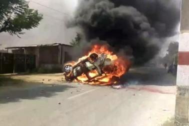 سہارنپور تشدد : شہر سلگتا رہا ، صرف تاریخیںبدلتی رہیں ...۔