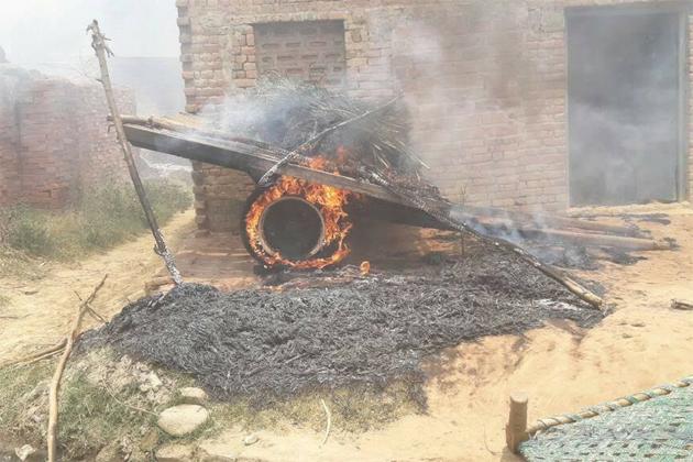 سہارنپور میں شوبھا ياترا کے دوران پھر تشدد ، فائرنگ میں ایک کی موت، کئی زخمی، سیکورٹی سخت