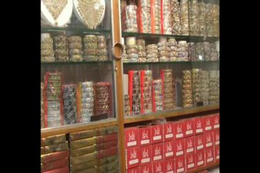 شہرکا انجمن چوک برسوں پرانا ایسا مقام ہے جہاں پر دوسو سے زائد چوڑیوں اور زیورات کی دکانیں ہیں۔