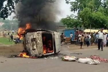 سٹی ایس پی کشور کوشل کے مطابق رام گڑھ ضلع کے 33 حساس علاقوں میں مجسٹریٹ کے ساتھ سیکورٹی فورسز کی تعیناتی کی گئی ہے ۔