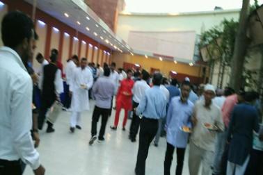 چوتھی دنیا کی جانب سے افطار پارٹی کااہتمام