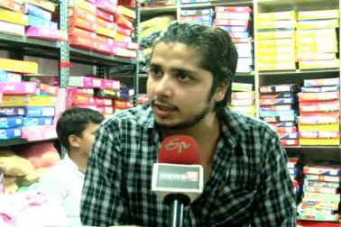 میرٹھ میں عید کی خریداری کا سلسلہ شروع ، بازاروں کی رونق میں اضافہ