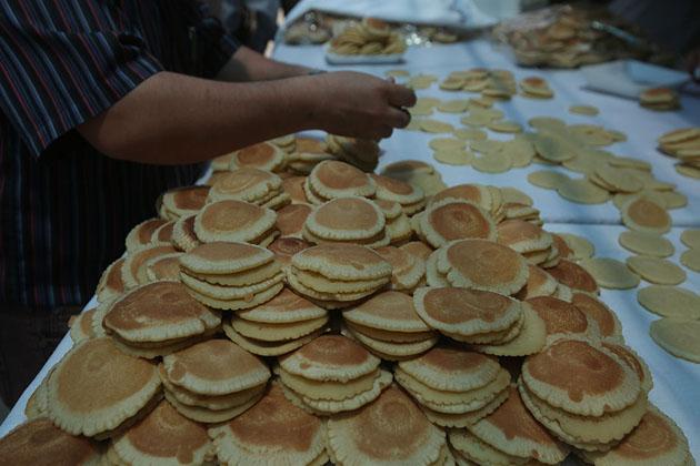 غزہ میں رمضان کی رونق