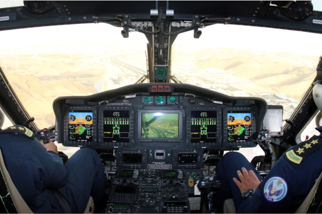 جنرل عیدالحربی کا کہنا تھا کہ ان ہیلی کاپٹروں کے لیے شاہ عبداللہ میڈیکل کمپلیکس، النور اسپتال اور حرا اسپتال کے ہیلی پیڈ استعمال کیے جا رہے ہیں۔