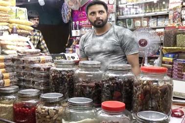 رانچی کے بازاروں میں کھجور کی درجنوں اقسام دستیاب ہیں۔ ماہ رمضان کے پیش نظر کھجور کی مانگ میں اضافہ ہو گیا ہے۔