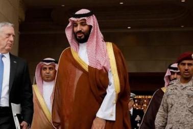 سعودی عرب کے نئے ولی عہد محمد بن سلمان کو امیر قطر کی مبارکباد اور نیک خواہشات