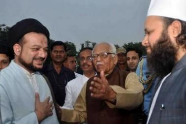 اترپردیش کے گورنر رام نائک نے دی راج بھون میں افطار پارٹی، کئی وزیر ہوئے شامل