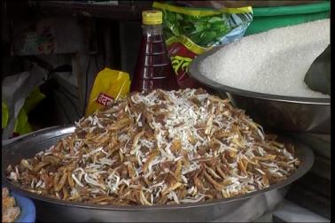 بھوپال میں ڈرائی فروٹ بازار