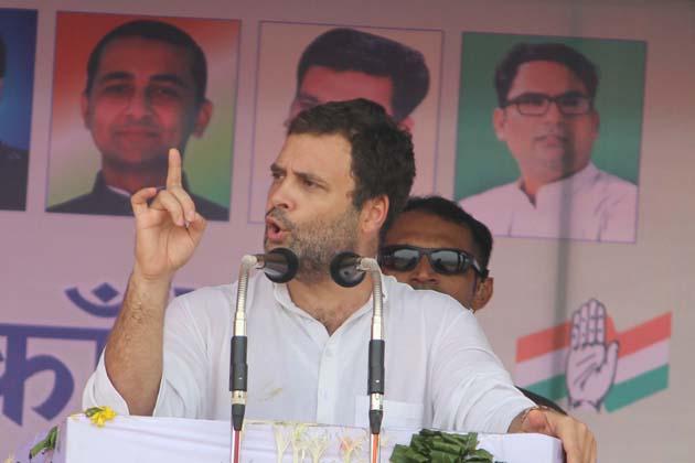 انہوں نے کہا کہ بھارتیہ جنتا پارٹی کے پاس غریب، کسان، مزدور، چھوٹے تاجروں کے دکھ درد سننے کا وقت نہیں ہے۔