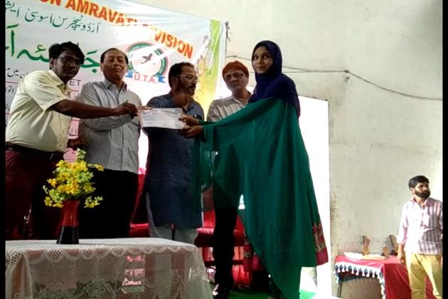 ساتھ ہی علاقہ ودربھ کے کئی ایسے مسلم طلبہ ہیں جنھوں نے نیٹ امتحان میں اچھے نمبر حاصل کئے ۔
