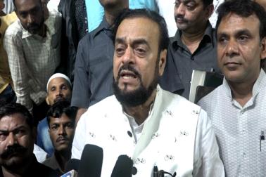 ابو عاصم اعظمی نے مہاراشٹر میں ''ملی تحریک'' کے نام سے  قائم کی نئی تنظیم