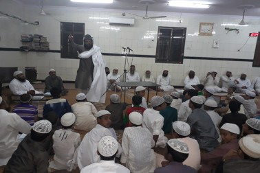 جامع مسجد اہل حدیث گوونڈی میں یک روزہ حج تربیتی اجتماع کا انعقاد