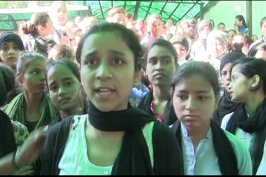محکمہ نے 12 اسکولوں کی ایک فہرست جاری کی ہے ،  جس میں سے ایک ہندی میڈیم اور 11 اردو میڈیم اسکولوں کو 6 اسکولوں میں ضم کرنے کا فیصلہ کیا گیا ہے۔ ان تمام اسکولوں میں سے صرف دو اسکول لڑكوں کے ہیں ، جبکہ باقی 10 اسکول لڑکیوں کے ہیں ۔