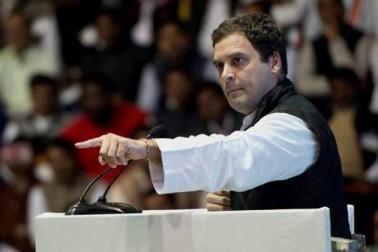 گجرات انتخابات میں جیت کے تئیںراہل گاندھی پرامید ، کہا : بی جے پی کیلئے نتائج ہوں گے غیر متوقع