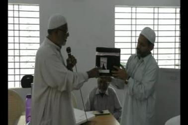 سفرحج کے دوران ہر ہر لمحہ عبادت میں گذاریں : مولانا الیاس عمری