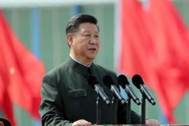 جن پنگ نے کہا کہ  پیپلز لبریشن آرمی چین کی  سرحد میں گھسنے والی کسی بھی فوج کو شکست دینے اور چین کی خود مختاری، سیکورٹی اور قومی مفادات کی حفاظت کرنے کے قابل ہے۔(فائل فوٹو)۔