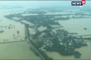 بہار میں سیلاب سے 1.22 کروڑ لوگ متاثر، ہلاکتوں کی تعداد 202 تک پہنچی