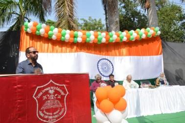 یومِ آزادی قومی ایکتا سے منائیں: فرحت علی خاں
