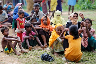 میانمار حکومت پر روہنگیا کے 55 گاووں مسمار کرنے اور مظالم کے شواہد مٹانے کا الزام