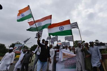 جمعیۃ علماء ہند کا امن مارچ