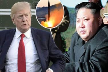 لفظی جنگ مزید تیز ، اب شمالی کوریا کے وزیر خارجہ ری یونگ نے کہا : ٹرمپ پر طاقتور ہونے کا خبط سوار