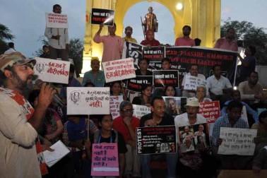 ان کے علاوہ مختلف خواتین اور سماجی تنظیموں اور پریس کلبوں نے بیان جاری کرکے اور دھرنا مظاہرہ کرکے اس واقعہ کی مذمت کی ہے۔