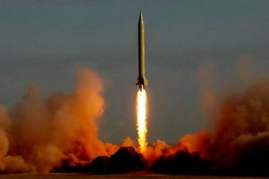 ایران نے بیلسٹک میزائل کا کامیاب تجربہ کیا: سرکاری میڈیا