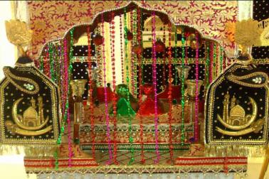 مغلوں کے دور سے جاری الہ آباد کی تاریخی عزاداری شیعہ۔ سنی اتحاد کی علامت