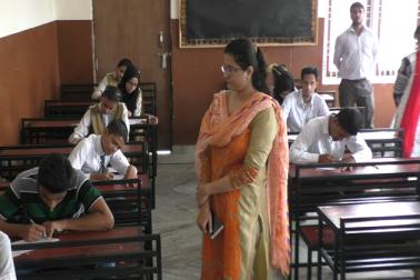 جامعہ اردو علی گڑھ  میں 'جدید ہندوستان کی تعمیرمیں سرسید کا کردار' پرمضمون نویسی مقابلہ