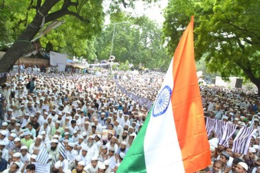 مولانا مدنی نے کہا کہ اس معاملے میں مرکزی سرکار اپنی منفی سوچ اور نامناسب سیاست کی وجہ سے ملک کو رسوا کرنے پر تلی ہوئی ہے ،مگر بھارت کے لوگ ایسا نہیں ہونے دیں گے ۔
