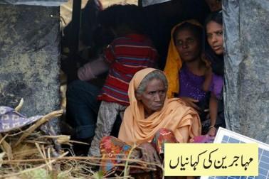 بنگلہ دیش پہنچنے والے ہزارہا مہاجرین نے بتایا ہے کہ راکھین میں سکیورٹی دستے نہ صرف عام روہنگیا باشندوں پر حملوں اور ان کے قتل کے واقعات میں ملوث ہیں بلکہ فوجیوں نے ان کے گھر تک بھی جلا دیے تاکہ عشروں سے راکھین میں مقیم ان باشندوں کو وہاں سے مکمل طور پر نکال دیا جائے۔