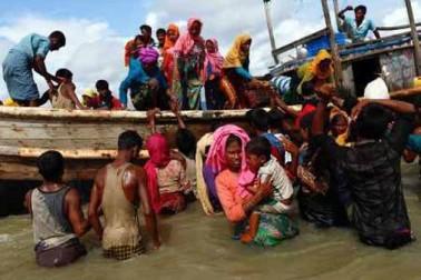 روہنگیائی شہریوں کو ہندوستان میں داخل ہونے سے روکنے کیلئے بی ایس ایف جوانوں کو سکھائی جارہی ہے بنگلہ