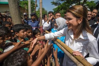 بیان میں کہا گیا ہے کہ اردن برما کی روہنگیا نسل کے مسلمانوں کے خلاف مکمل یکجہتی کا اظہار کرتے ہوئے متاثرین کے حقوق کے تحفظ کے لیے اقوام متحدہ اور عالمی برادری کے ساتھ مل کر کام جاری رکھے گا۔