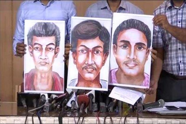 گوری لنکیش قتل معاملہ: مشتبہ افراد کے خاکے اور ویڈیوزجاری