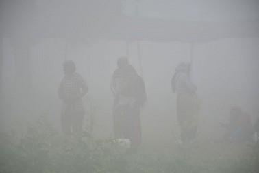 مرکزی آلودگی کنٹرول بورڈ کے مطابق، دہلی۔ این سی آر میں کل دوپہر تک سب سے زیادہ آلودگی غازی آباد کے وسندھرا میں تھی۔