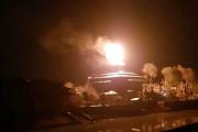 کشمیر : 600 سالہ قدیم تاریخی زیارت گاہ خانقاہ معلی میں آتشزدگی ، عوام میں صدمے کی لہر